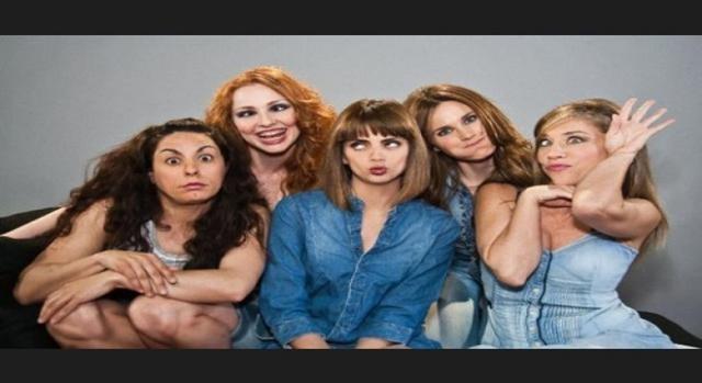 Las principales actrices de