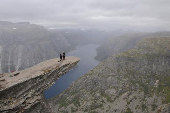 Com vista para uma paisagem linda