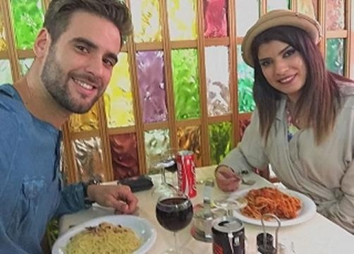 Diogo e Sofia já vivem juntos