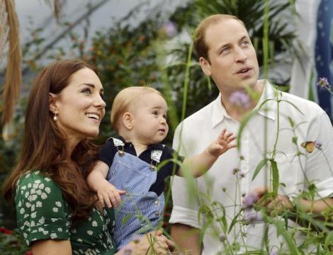 A família real tem um novo bebé