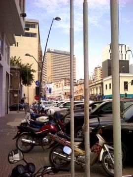 Ruas da cidade de Luanda - 2