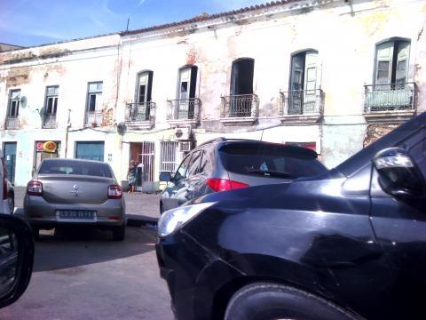 Ruas da cidade de Luanda - 4