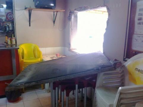 Sede do Grupo Desportivo de Cabanelas assaltado