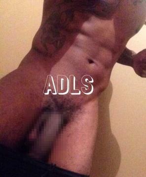 Keith Carlos, foto de su desnudo integral