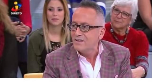 Manuel Luis Goucha foi um dos premiados