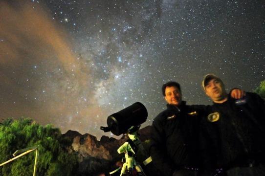 La Patagonia tiene luces para ver por doquier