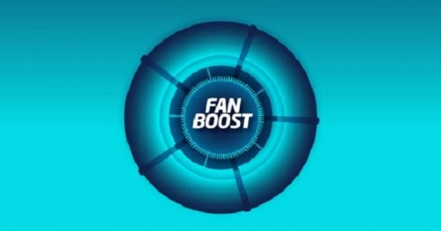 Le Fan Boost, soutien des Fans aux E pilotes
