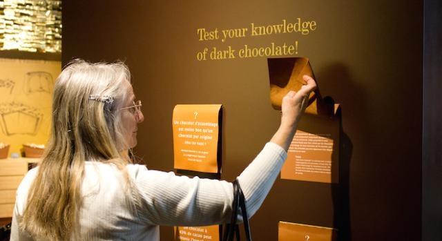 Tester ses connaissances sur le chocolat.