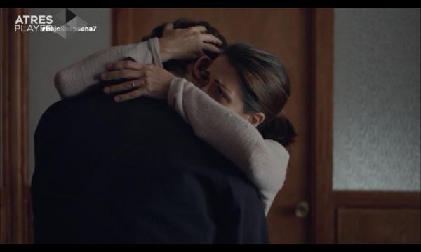 Roberto Vega acude a la cárcel a ver a su mujer