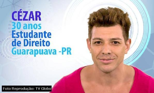 Cézar Lima é o Campeão do BBB15