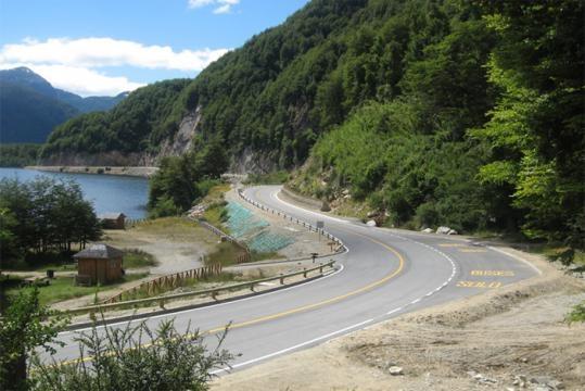 En 1976 comenzó la construcción de esta ruta