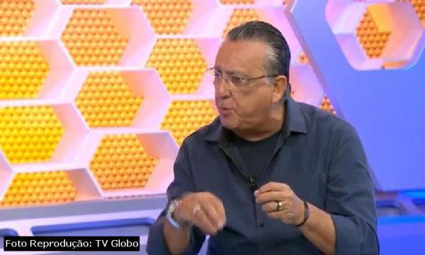 Galvão Bueno em entrevista para o GloboEsporte