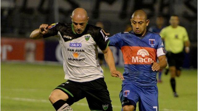 San Martín venció 3 a 1 a Tigre en San Juan