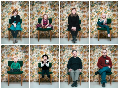 As mulheres fotografadas por Ella