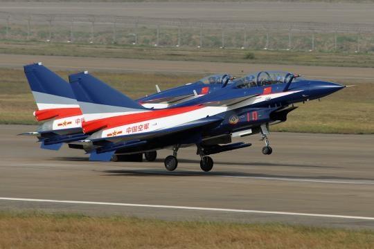Forças armadas da RPC em processo de modernização.