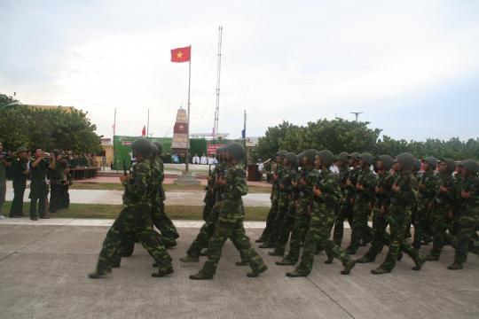Vizinhos de Pequim reforçam presença militar.