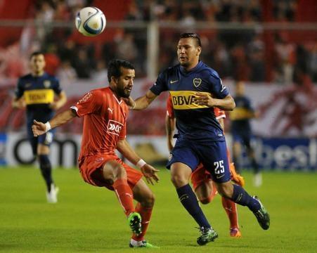 Boca y un Chávez que pelea con Victorino