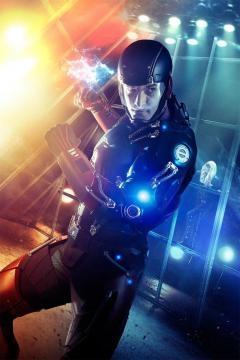 Brandon Routh passou de Superman a 'The A.T.O.M.'