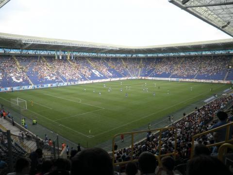 La Dnipro Arena devrait être pleine ce soir