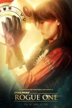 Felicity Jones sera una mujer soldado rebelde