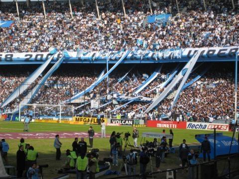 Racing fue el primer equipo argentino clasificado