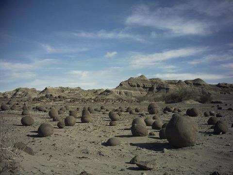Cancha de Bochas, uno de las mayores curiosidades