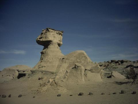 La Esfinge, otra de las maravillas del lugar
