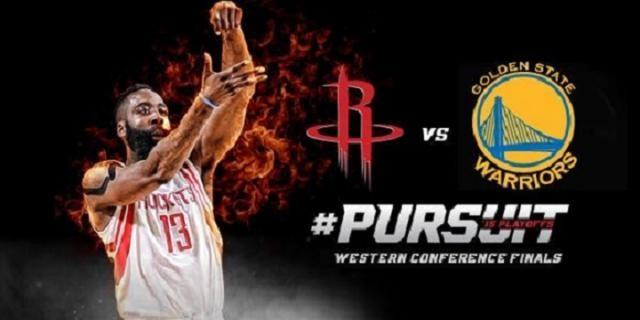 les Houston Rockets en finale de leur conférence