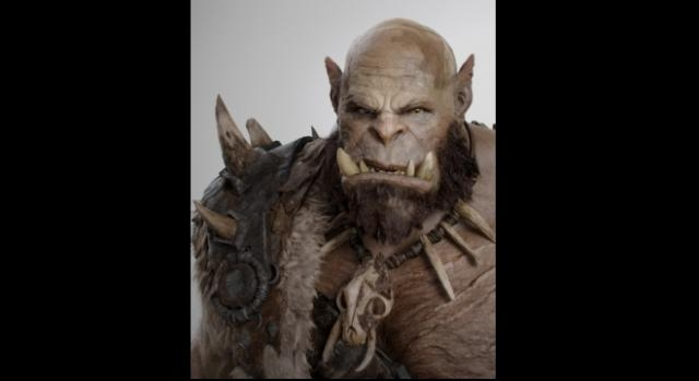 Orc chieftain Orgrim Doomhammer second pic