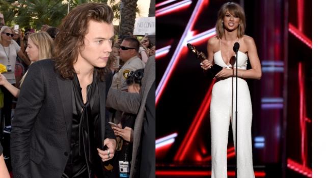 Harry Styles não está feliz com relação de Taylor