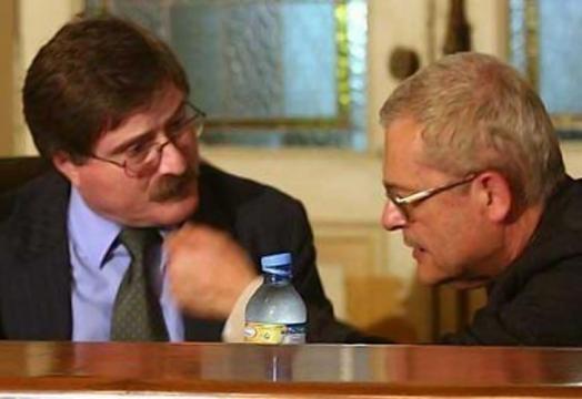 Jueces Sal Llargués y Horacio Piombo