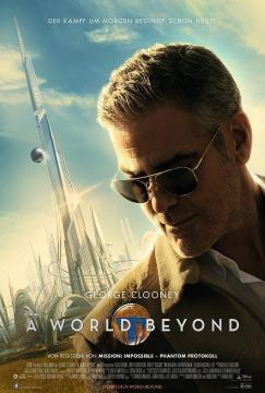 Tomorrowland llega al cine con George Clooney