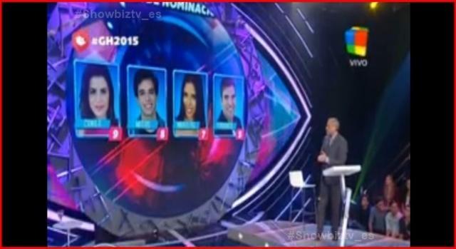 Jorge Rial anuncia quienes son los nominados