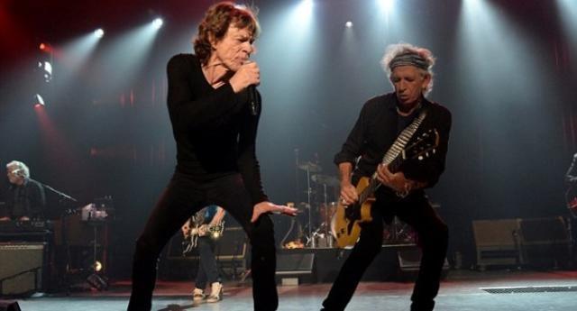 Rolling Stones dão início a nova digressão