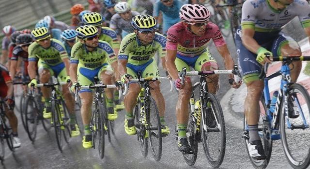 Suivez la 12e étape du Giro en direct !