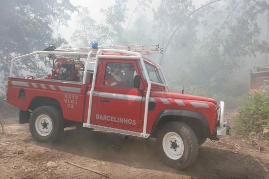 Barcelinhos comandou operações