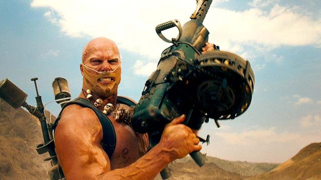 Los warboys: armas, vehículos y mucha testosterona