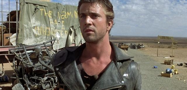 Mel Gibson interpretó a Mad Max en los 80's