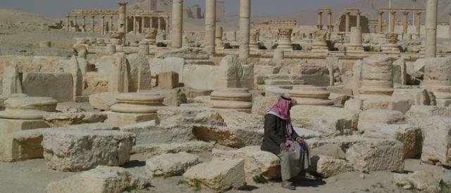 Palmira, attrazione turistica del Medio Oriente