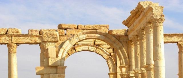 Palmira, Patrimonio dell'Umanità Unesco
