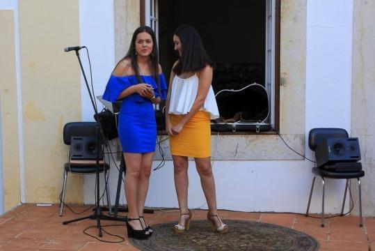 Márica Gomes e Sara Costa