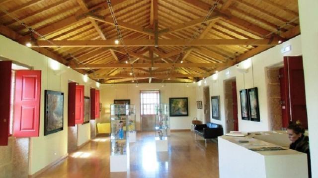Interior da Casa da Azenha