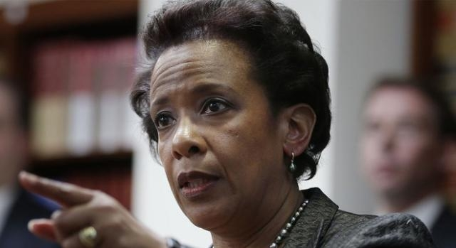 Loretta Lynch, procuradora-geral dos EUA