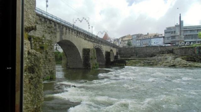 Vista para o rio Cávado(2)