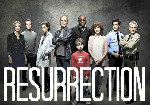 Resurrection basada en el libro homónimo