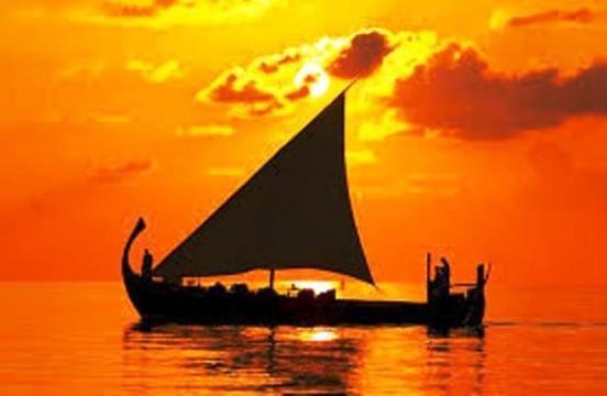 Antiguo Navio de Maldives