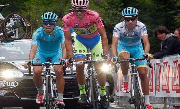 Suivez la 20e étape du Giro en direct !
