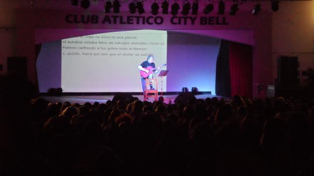 Fotos de Ramiro Laterza del recital de Pescetti6