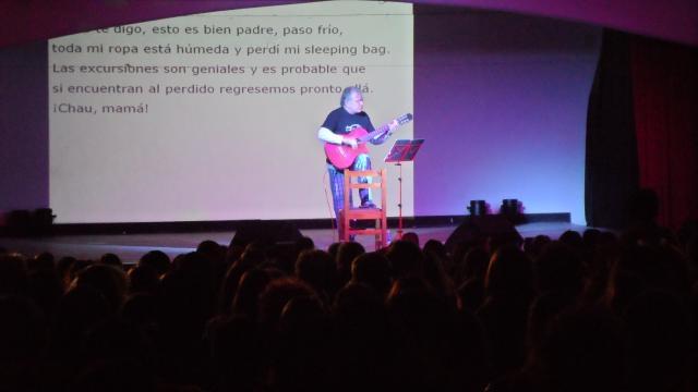 Fotos de Ramiro Laterza del recital de Pescetti9