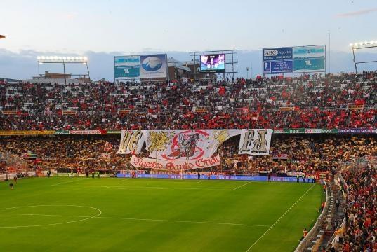 Le Stade Ramon-Sanchez-Pizjuan sera plein ce soir